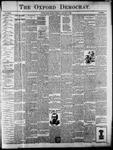 The Oxford Democrat : Vol. 65. No. 1 - January 04,1898