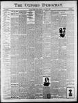 Oxford Democrat : Vol. 65. No. 2 - January 11,1898
