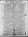 The Oxford Democrat : Vol. 65. No. 5 - February 01,1898