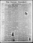 Oxford Democrat : Vol. 65. No. 9 - March 01,1898