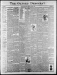 Oxford Democrat : Vol. 65. No. 10 - March 15,1898