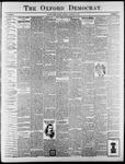 Oxford Democrat : Vol. 65. No. 11 - March 22,1898