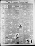 Oxford Democrat : Vol. 65. No. 12 - March 29,1898