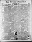 The Oxford Democrat : Vol. 65. No. 13 - April 05,1898