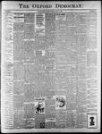 Oxford Democrat : Vol. 65. No. 18 - May 08,1898