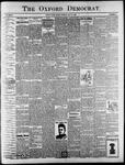 Oxford Democrat : Vol. 65. No. 20 - May 17,1898