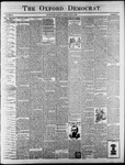 The Oxford Democrat : Vol. 65. No. 27 - July 05,1898