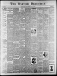The Oxford Democrat : Vol. 65. No. 29 - July 19,1898