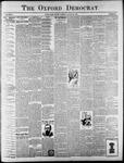 Oxford Democrat : Vol. 65. No. 33 - August 16,1898
