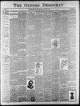 Oxford Democrat : Vol. 65. No. 35 - August 30,1898