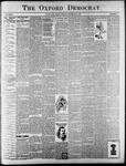 The Oxford Democrat : Vol. 65. No. 37 - September 13,1898