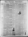 The Oxford Democrat : Vol. 65. No. 40 - October 04,1898