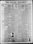 The Oxford Democrat : Vol. 65. No. 43 - October 25,1898