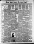 The Oxford Democrat : Vol. 65. No. 45 - November 08,1898