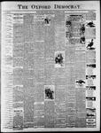Oxford Democrat : Vol. 65. No. 47 - November 22,1898