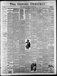 Oxford Democrat : Vol. 65. No. 49 - December 06,1898