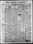 Oxford Democrat : Vol. 65. No. 52 - December 27,1898