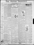The Oxford Democrat : Vol. 65. No.1 - January 03, 1899