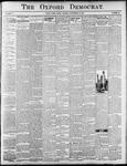 Oxford Democrat : Vol. 65. No.3 - January 17, 1899