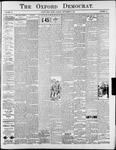 Oxford Democrat : Vol. 65. No.6 -February 07, 1899