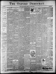 Oxford Democrat : Vol. 65. No.8 -February 21, 1899