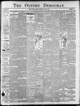 Oxford Democrat : Vol. 65. No.12 -March 21, 1899