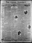 Oxford Democrat : Vol. 65. No.16 -April 18, 1899