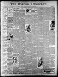 Oxford Democrat : Vol. 65. No.24 -June 13, 1899