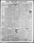 Oxford Democrat : Vol. 65. No.32 -August 08, 1899