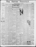 Oxford Democrat : Vol. 65. No.37 -September 12, 1899