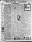 The Oxford Democrat : Vol. 65. No.41 - October 10, 1899