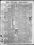 Oxford Democrat : Vol. 65. No.44 -October 31, 1899