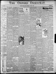 Oxford Democrat : Vol. 65. No.45 -November 07, 1899