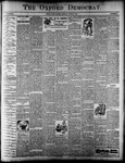 Oxford Democrat : Vol. 65. No.48 -November 28, 1899