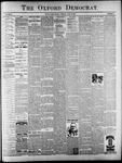 The Oxford Democrat : Vol. 67. No.15 - April 10,1900