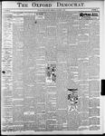 Oxford Democrat : Vol. 67. No.16 - April 17,1900