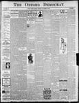 Oxford Democrat : Vol. 67. No.17 - April 24,1900