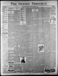 The Oxford Democrat : Vol. 68. No.1 - January 01,1901