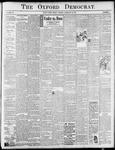 The Oxford Democrat : Vol. 68. No.5 - January 29,1901