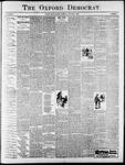Oxford Democrat : Vol. 68. No.7 February 12,1901