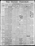 The Oxford Democrat : Vol. 68. No.11 - March 12,1901