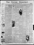 The Oxford Democrat : Vol. 68. No.15 - April 09,1901