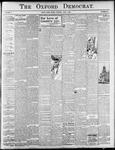 Oxford Democrat : Vol. 68. No.16 April 16,1901