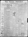 The Oxford Democrat : Vol. 68. No.20 - May 14,1901