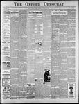 Oxford Democrat : Vol. 68. No.21 May 21,1901