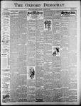 The Oxford Democrat : Vol. 68. No.22 - May 28,1901