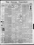 The Oxford Democrat : Vol. 68. No.24 - June 11,1901