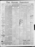 Oxford Democrat : Vol. 68. No.35 August 20,1901
