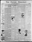 The Oxford Democrat : Vol. 68. No.37 - September 03,1901