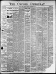 Oxford Democrat : Vol. 68. No.39 September 17,1901